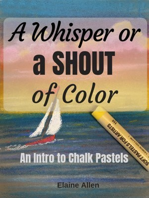 A whisper or a shout of color